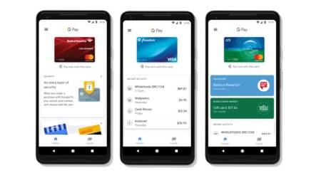 Google Pay app announced, combines Google Wallet and Android Pay