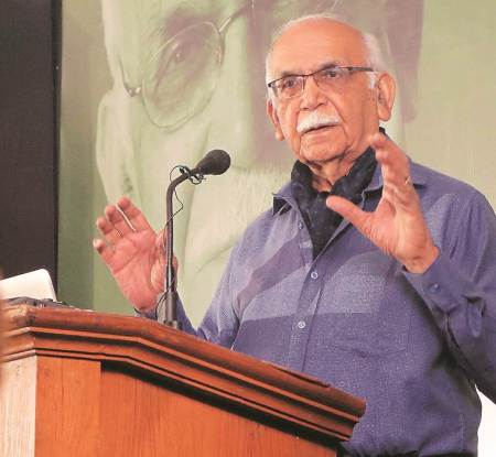 Chandigarh: In our tradition, there is nothing as end of time, says Professor B NGoswamy