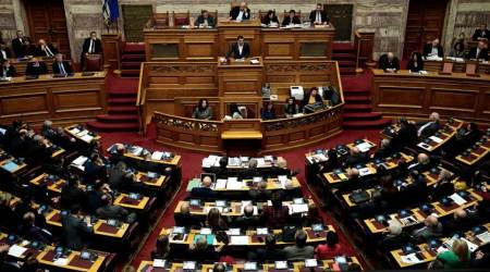 Greek parliament to probe ten politicians over pharma scandal