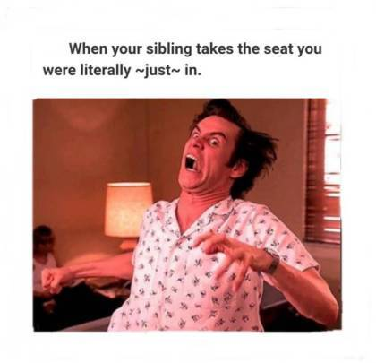Growing Up With Siblings: 20 hilarious memes that sum up ...
