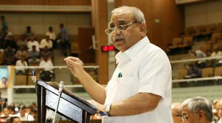 Gujarat Budget 2018 highlights: Nitin Patel presents Rupani govt's first budget, Opposition stages walkout