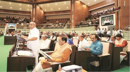 Employment is focus of Budget for 'NewGujarat'