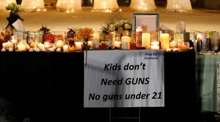 Florida school shooting, NRA, National Rifle Association, Florida shooting, gun control, Trump, World News