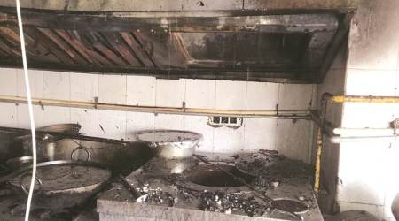 Fire breaks out in Gurgaon bar, no injuries