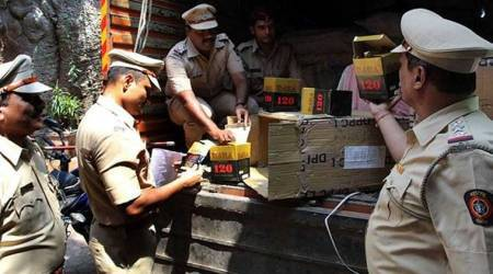 Police seize gutkha worth Rs 12 lakh from tempo