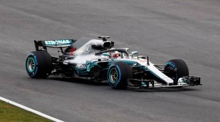 Lewis Hamilton sees rivalry with Sebastian Vettel hotting up