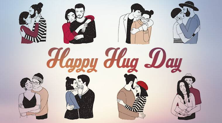 Happy hug day 2018 wishes best quotes images shayris photos sms hug day importance hug day significance hug day importance and significance valentine day m4hsunfo