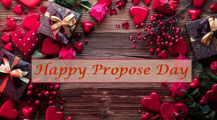 propose day, propose day 2018, gifts to give on propose day, how to propose, ways to propose, what to give on propose day, Indian express, Indian express news