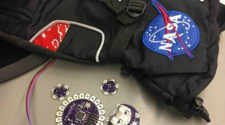 Astronauts' depression to be controlled by 'happy spacesuits'