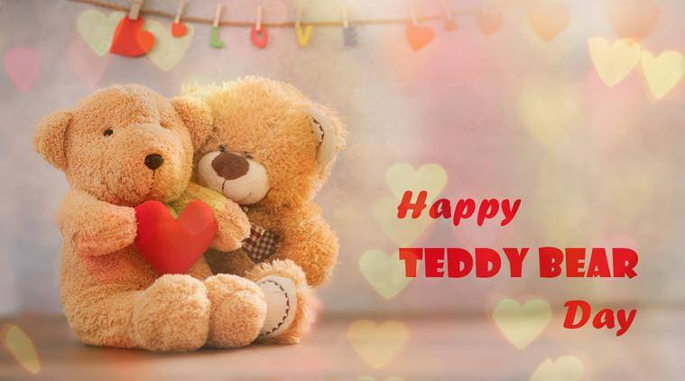 Teddy Day Happy Teddy Day Teddy Bear Day Valentines Day Teddy