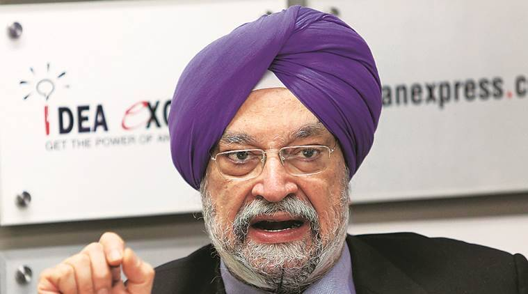 Centre has absolute right to modify Master Plan, says MoS Hardeep Singh Puri