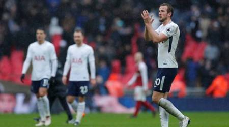 Tottenham Hotspur vs Arsenal: Harry Kane header seals victory for Spurs