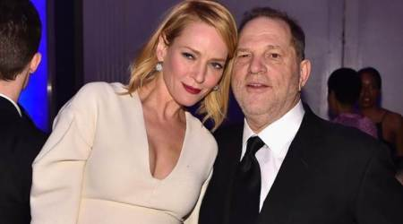Uma Thurman : Harvey Wienstein assaulted me, but that didn't kill me