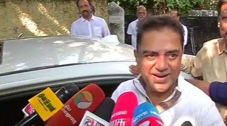 'Only time will tell': Kamal Haasan on alliance withRajnikanth