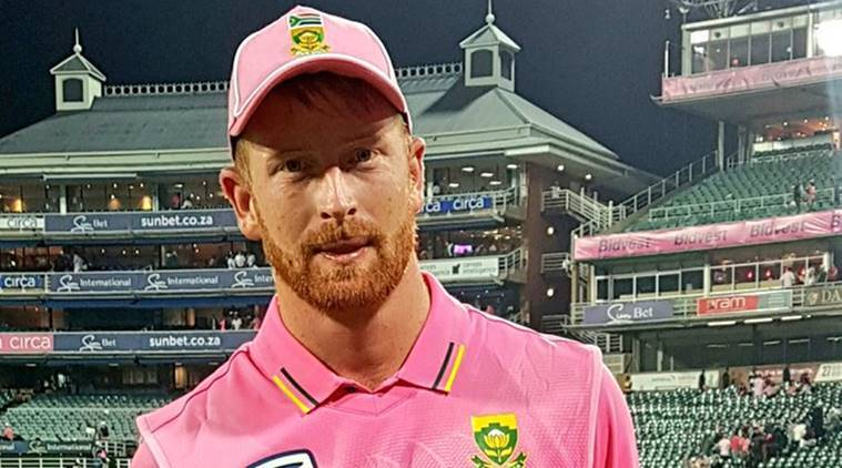 Heinrich Klaasen, Pink ODI, South Africa national cricket team, India national cricket team Virat Kohli, india vs south africa, cricket, indian express