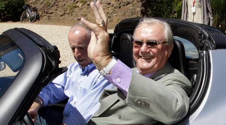 Prince Henrik of Denmark dies at age 83: palace statement