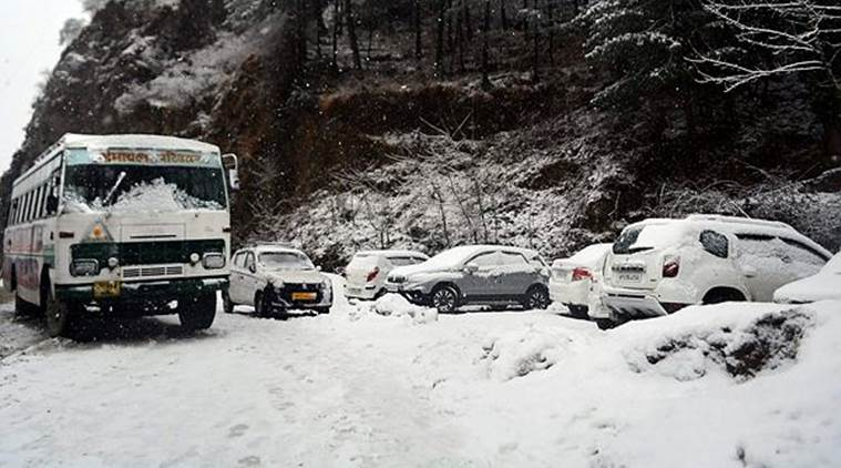 Himachal reels under intense cold, Lahaul-Spiti hits -10 degrees Celsius