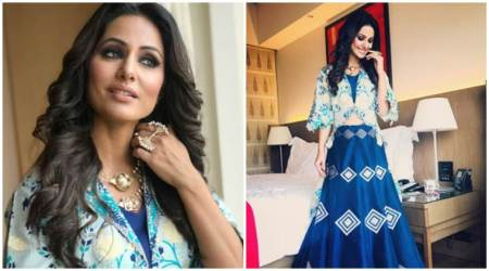 Bigg Boss 11 contestant Hina Khan all set to sign a film?