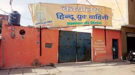 Amid rows, Hindu Yuva Vahini grows in west UP, 'waits for word fromabove'