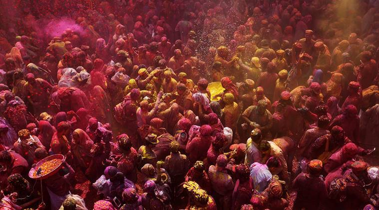Holi, Friday prayers, Lucknow, Aishbagh Eidgah, Uttar Pradesh Holi and Friday prayers, Indian Express
