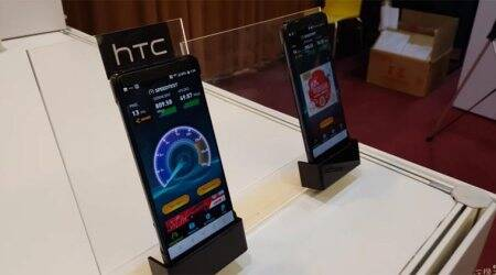HTC U12 with 5G support reportedly showcased in Taiwan