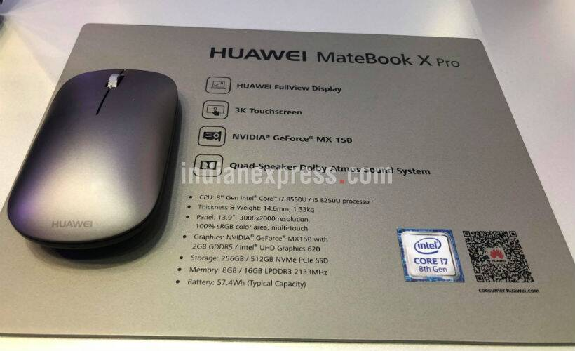 MWC 2018: LG V30S ThinQ, Huawei Matebook X Pro first look