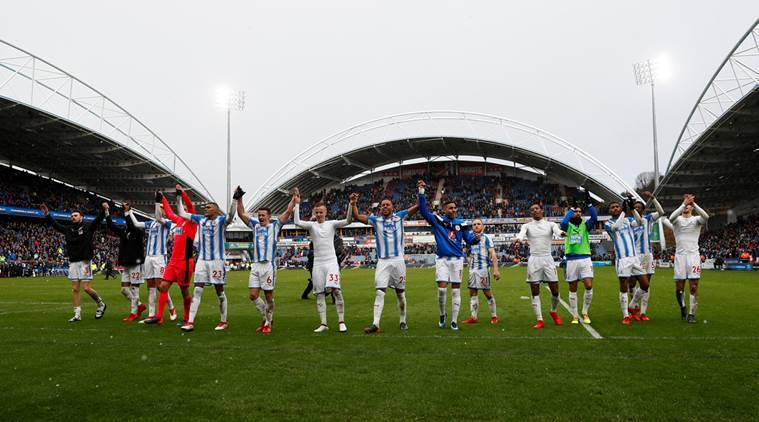 Huddersfield, Huddersfield vs Bournemouth, Bournemouth, Premier League, sports news, football, Indian Express