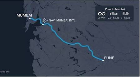 Hyperloop to venture into Maharashtra, reduce Mumbai-Pune travel time to 25 minutes