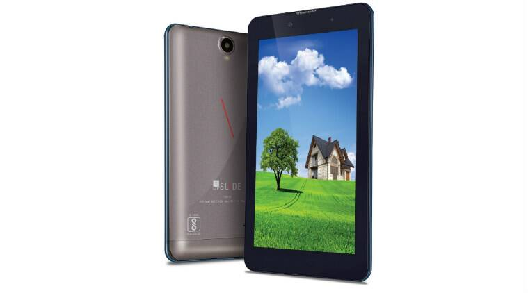 iBall launches 7-inch Slide Enzo V8 tablet at Rs 8,999 in India