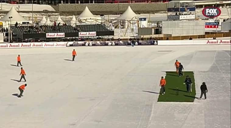 Ice cricket, Virender Sehwag, Shahid Afridi, St. Moritz, Shoaib Akhtar, Twenty20, India national cricket team