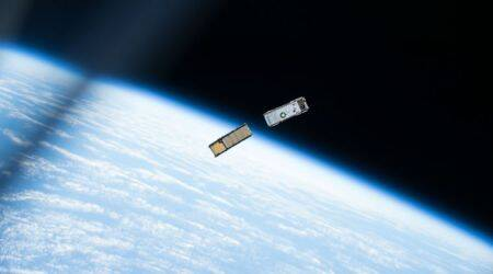 NASA IceCube satellite, atmospheric ice, NASA missions, ice tracking satellite, international Space Station, NASA probes, ice clouds, Goddard Space Flight Centre, global cloud-ice distribution