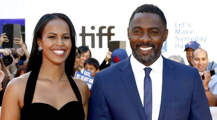 Idris Elba proposes to girlfriend at movie screening
