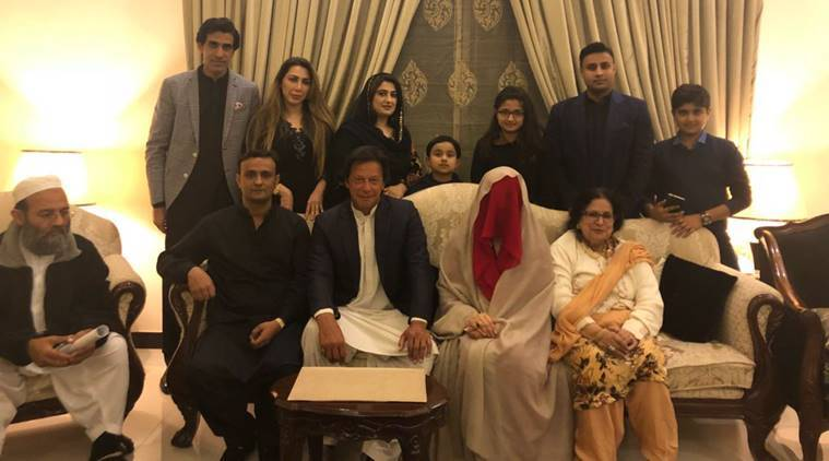 Imran Khan ties the knot for a third time, marries spiritual guide Bushra Maneka