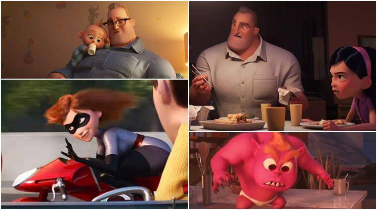 The Incredibles 2 Trailer Looks… Incredible!