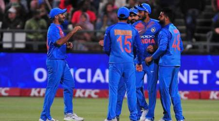 India hold nerves to beat South Africa in 3rd T20I, win series2-1