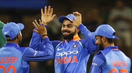 India clinch number-one ODI ranking after South Africa series win