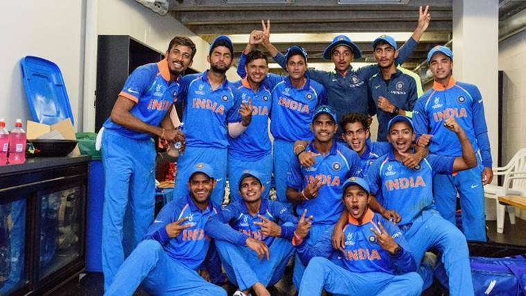 Icc U  World Cup Indias Road To The Final