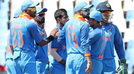 India defeated South Africa in ODI series 5-1.