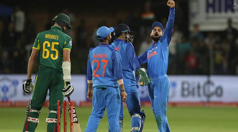 india vs south africa in Cricket World Cup