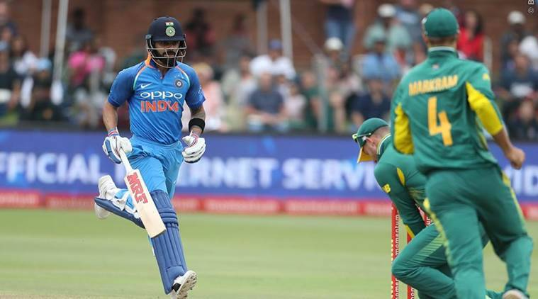 virat kohli, rohit sharma, virat kohli rohit sharma run out, india vs south africa, ind sa, cricket news, run out india, sports news, cricket news