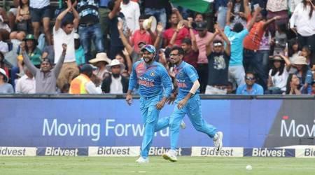 India vs South Africa, 1st T20: Shikhar Dhawan, Bhuvneshwar Kumar take India to 28-run win