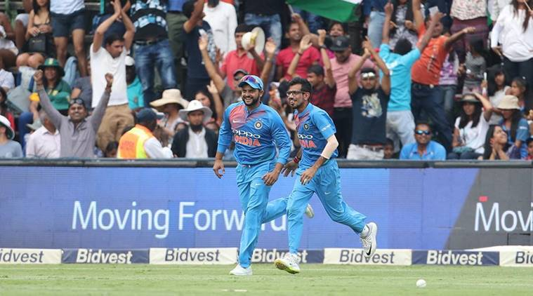 India vs South Africa live