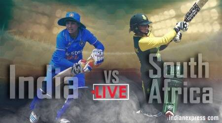 India Women vs South Africa Women, Live Cricket Score, Live Streaming 5th T20: South Africa need 167 to win