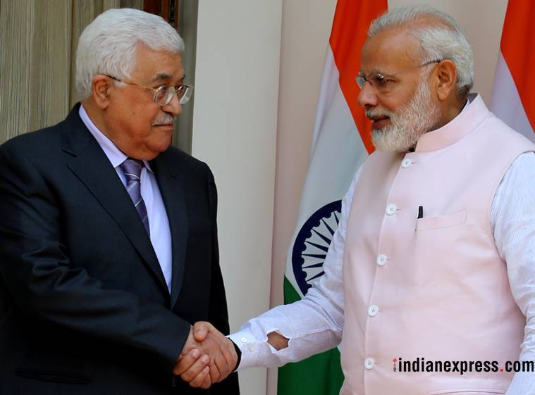 Prime Minister Narendra Modi in Palestine: Key points