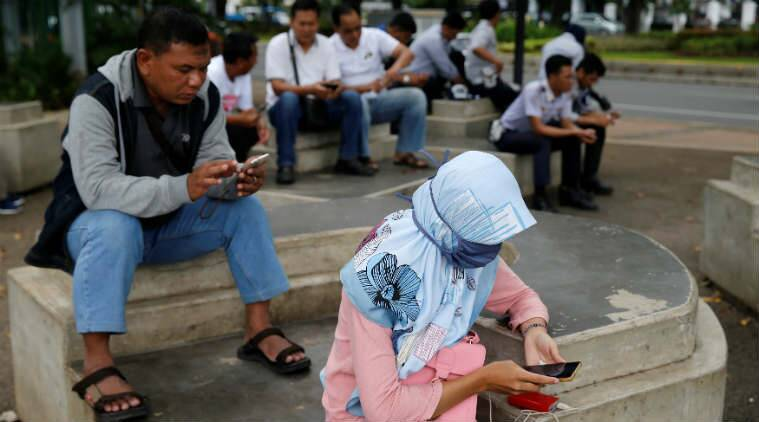 Indonesia internet content tool, negative content, Indonesia crawling system, extremist priopaganda, Facebook Messenger, pornography, Google, obscene GIFs, LGBT apps, Play Store, encrypted messaging apps, social media platforms
