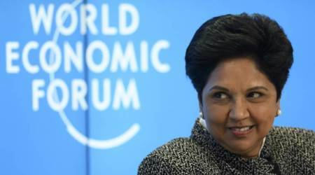 Indra Nooyi has risen to become one of the top female Indian American executives who is consistently ranked among the world's 100 most powerful women.
