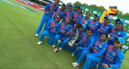 India Women vs South Africa Women, 5th T20: India win by 54 runs
