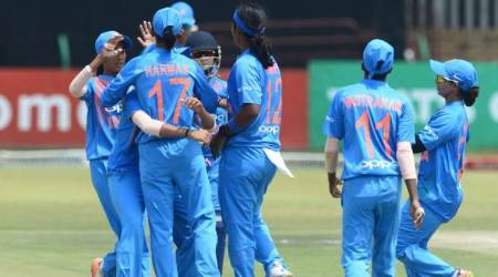India Women vs South Africa Women, Live Cricket Score, Live Streaming 4th T20: Rain interrupts play