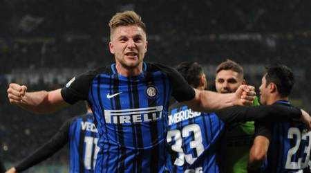 Inter Milan beat Benevento 2-0 despite terrible performance