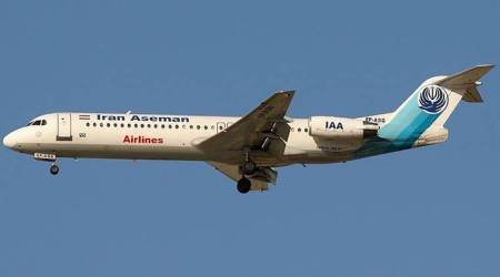 Iran airline retracts statement on death toll, plane had 66 on board